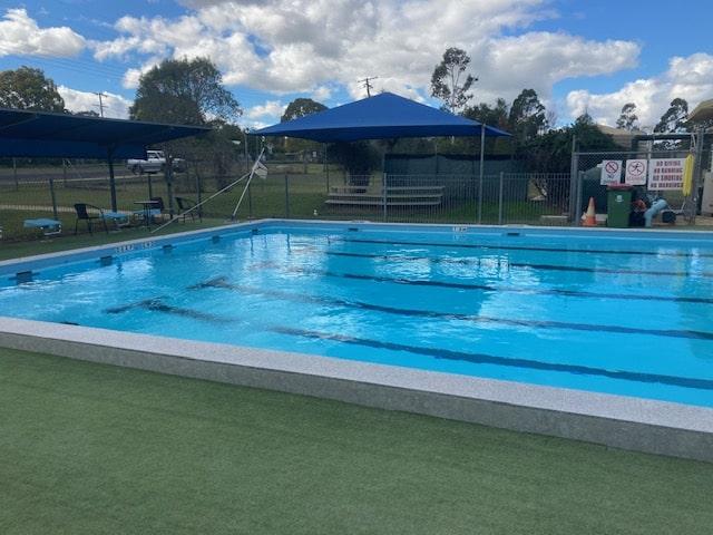 Council Pool Build - Alto Pacific Sunshine Coast